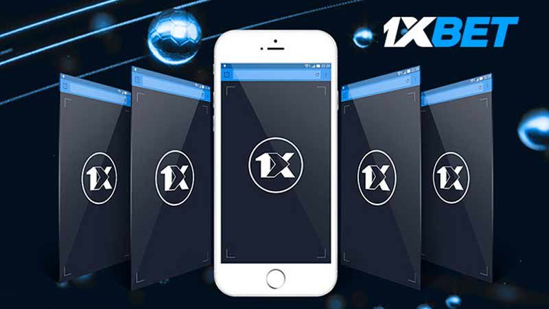 application 1xBet iOS